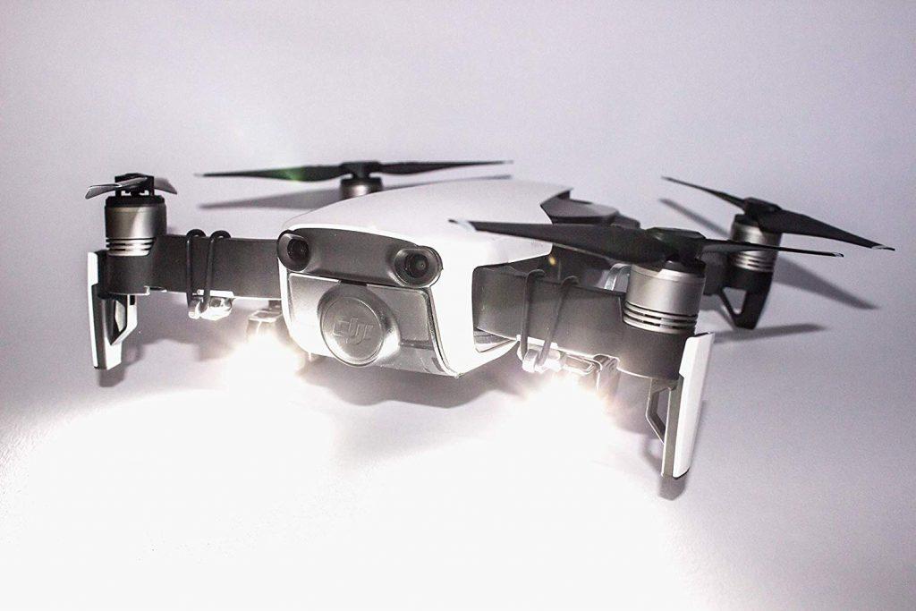 Doppelte Scheinwerfer DJI Mavic Air